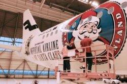 Finnair отметит Рождество новыми ливреями для самолетов и новым меню