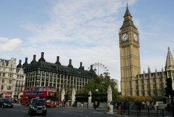 Лондон – самое популярное направление на Рождество