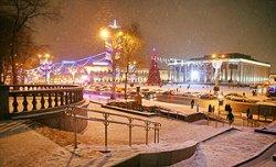 Более 6 тыс. туристов ожидают на новогодние праздники в Минске