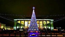 Более 500 новогодних праздничных мероприятий пройдет в Минске