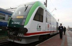 С 14 декабря в Гродно отменяется вечерний поезд в направлении Польши
