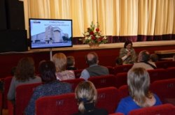 В Смоленске состоялась презентация международного военно-исторического проекта «Дорогами «Катюши»