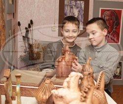 В Климовичском доме ремесел возрождают старинное искусство