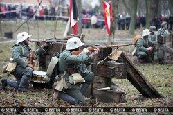 12–14 декабря в «Усадьбе Немцевичей» пройдет III Международный военно-исторический фестиваль «Скоки–2014» (программа)