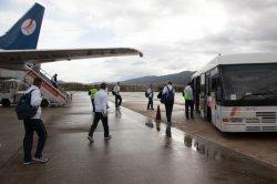 Часть белорусских болельщиков не смогла попасть в Бильбао на матч «Атлетик»–БАТЭ из-за отмены авиарейсов в Польше