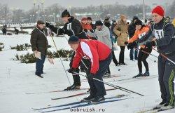 Где в Бобруйске проложат лыжные трассы?