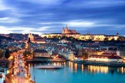Количество российских туристов в Чехии уменьшилось на 10%, а в Польше увеличилось на 11%