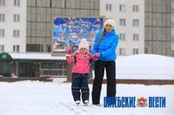 Более 400 катков и почти столько же лыжней появится на Витебщине этой зимой