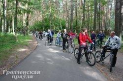 В Гродно создан 30-километровый туристический маршрут