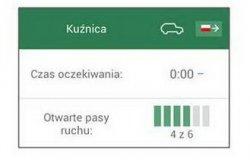 Поляки создали мобильное приложение для отслеживания очередей на границе