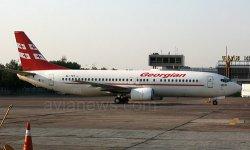Georgian Airways потребовали вернуть себе статус национального перевозчика и ограничить полеты российских авиакомпаний