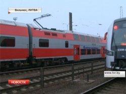 Между Минском и Вильнюсом будут курсировать двухэтажные электропоезда
