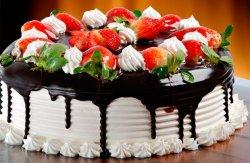На кулинарном фестивале в галерее Ващенко презентуют двухметровый торт