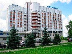 Витебская трехзвездочная гостиница «Ветразь» в юбилейном году приняла более 12 тысяч гостей из разных стран