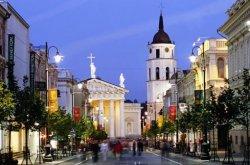 Мэр Вильнюса обратился к гостям из Беларуси