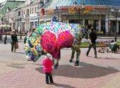 Брестские дизайнеры украсят страну скульптурами зубров