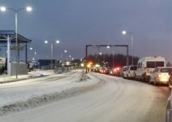 Финны массово едут в Россию