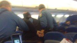Пьяные выходки дебошира сорвали авиарейс Москва-Бангкок