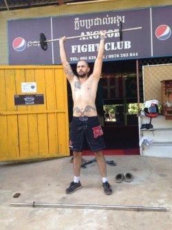 Як беларус пераехаў у Камбоджу і адкрыў там фітнэс-клуб