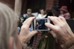 Российских туристов Латвии стало меньше на 20%, а белорусских больше -- на 30%