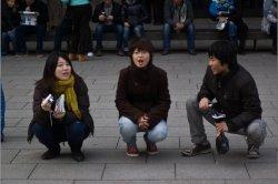 После падения рубля в Россию рвутся китайцы, признанные худшими туристами