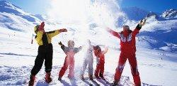 В Сочи ограничили доступ на горнолыжные курорты из-за большого спроса