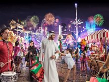 Дубайский кулинарный фестиваль 2015