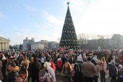 Отказавшихся от личного досмотра не будут пропускать в места проведения массовых новогодних мероприятий