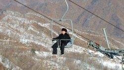 «Либерасьон» о горнолыжном курорте в КНДР: «Зимние игры для диктатора»