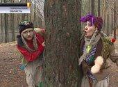 «Бабкиёжкино»: настоящая Баба Яга поселилась в агроусадьбе Гомельской области (+видео)
