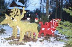 Что можно увидеть в резиденции Деда Мороза в Беловежской пуще