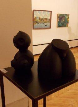 Выставка «Арт-сезон – 2014» открылась в Витебском центре современного искусства