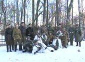 В Витебске организовали «Партизанскую елку»