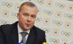 Поздравление министра спорта и туризма с Новым годом и Рождеством
