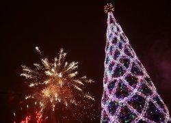 Новогодняя ночь: программа праздничных мероприятий в столице