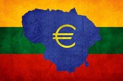Литва перешла на евро, но до 15 января в магазинах еще можно расплатиться литами