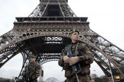 Туристические объекты в Париже взяты под усиленную охрану