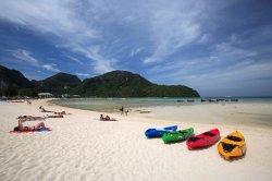 В 2014 году Таиланд посетило на 6.6% меньше туристов, чем годом ранее