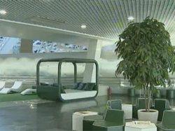 В залах ожидания национального аэропорта Беларуси появились слип-боксы