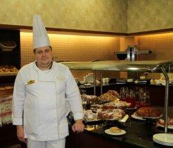 В «Президент-Отеле» презентовали первый субботний «бранч по-белорусски»