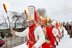 13 января в Копыльском районе проведут уникальный обряд «Колядные цари»