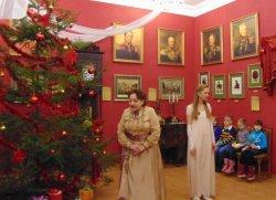 В Доме-усадьбе Колодеева в дни школьных каникул прошли костюмированные балы