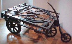 В Национальном художественном музее состоится розыгрыш двух билетов на выставку «Изобретения да Винчи»