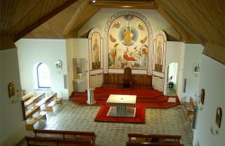 Итальянский художник напишет фреску в гомельском костеле, также в храме появится орган