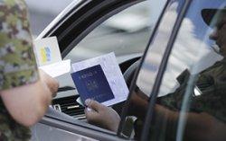 В России отложено решение вопроса о въезде украинцев по загранпаспортам