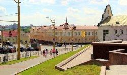 Виртуальная экскурсия по Гродно: улица Мостовая