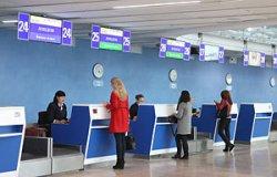 Несмотря на прошедший снегопад, Национальный аэропорт Минск работает в штатном режиме