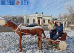 Ужин из виноградных улиток и страусиных яиц и экскурсию на старую почтовую станцию предлагают заезжим гостям в Городокском районе