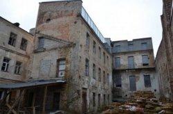 Как выглядит законсервированный «Муравьефф-отель» в Гродно