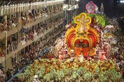 Куда можно отправиться ради красочных карнавалов